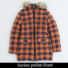 LucienPellat-finet(ルシアンペラフィネ)レディースダウンジャケット