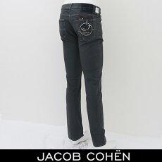 JACOBCOHEN(ヤコブコーエン)ストレッチコットンパンツ