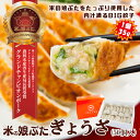 【雑誌掲載商品】【送料無料】1個35g!米の娘ぶた餃子(50
