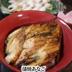 瀬戸内海産あなご蒲焼き約60g(タレ付き)冷凍