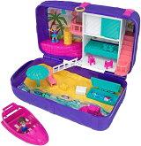 PollyPocketポリーポケットひみつのパーティーシリーズFRY40全世界で大人気アメリカメーカーマテル人気商品ハウスドール玩具