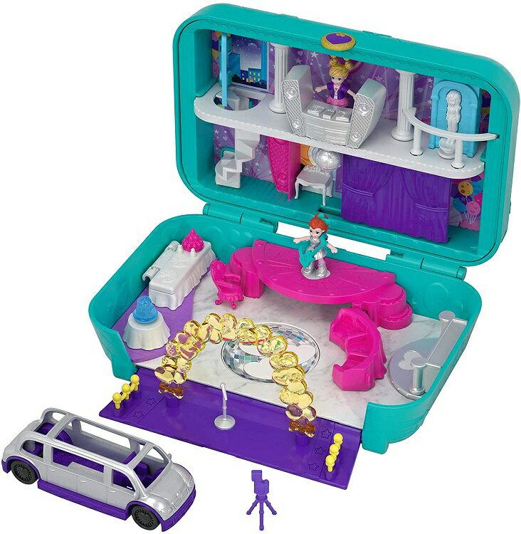ぬいぐるみ・人形, ドールハウス  Polly Pocket FRY41 0887961638226