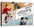 <予約>5/12発売<リージョンALL>HIStory寫真+DVD典藏特集台湾CHOCO TV発BLネットドラマ「HIStory」シリーズ〈MY HERO〉〈離我遠一點〉〈著魔〉写真集+メイキング映像DVD