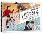 【早期予約割引!】<予約>5/9発売<リージョンALL>HIStory寫真+DVD典藏特集台湾CHOCO TV発BLネットドラマ「HIStory」シリーズ〈MY HERO〉〈離我遠一點〉〈著魔〉写真集+メイキング映像DVD