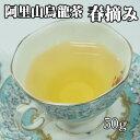 烏龍茶 台湾茶 高山茶 阿里山烏龍茶(春摘み) 50g送料無料 ウーロン茶 ポイント消化 あす楽