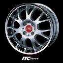 セブリング タイヤホイールセット16インチ!RAYS ITC sport MESH【タイヤ】205/50R16【ホイー...