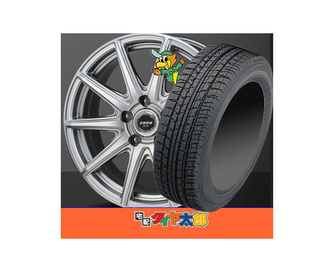 タイヤ・ホイール, スタッドレスタイヤ・ホイールセット 15 L575A L585A IG6016555R15ZACK JP-7104.5J-15inch 4 PCD100 in45 1 ! 165-55R15