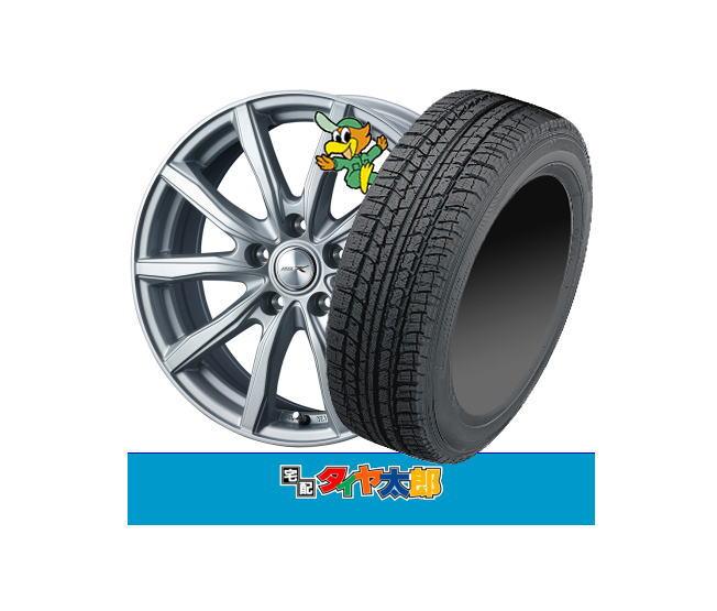 タイヤ・ホイールセット, スタッドレスタイヤ・ホイールセット 15 GB5 GB6 618565R15JOKER SHAKE6.0J-15inch 5 PCD114.3 in53 4 1856515