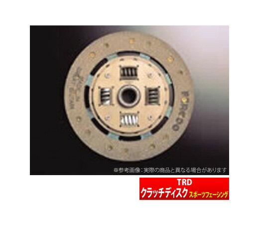 【TRD】クラッチディスク(スポーツフェーシング) カローラスプリンター AE82 などにお勧め 品番:31250-AE853 ティーアールディー