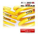 【RSR】 エリシオン 等にお勧め Ti2000 ハイロード ダウンサ...