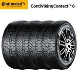 コンチネンタル コンチバイキングコンタクト6 CVC6 SUV 225/55R18 98T スタッドレスタイヤ 4本セット