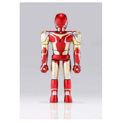 超合金HEROESアベンジャーズアイアンマンマーク85約100mmダイキャスト&ABS製塗装済み可動フィギュア