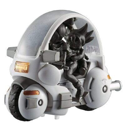 メカコレクションドラゴンボール1巻ブルマのカプセルNO.9バイク