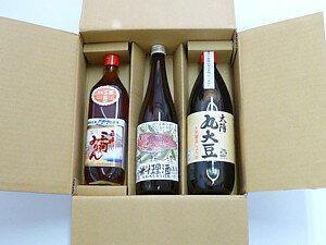 ※本物の味を贈り物に!伝統の調味料セットA(こんにちは料理酒 720ml・三河みりん 700ml・太...