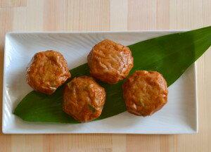 E ) seafood balls 4 (120 g) * refrigeration