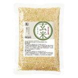●【オーサワ】有機玄米(ササニシキ)国内産 300g