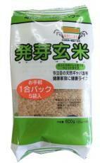 ■【ムソー】(アジテックファインフーズ)発芽玄米・特別栽培米あきたこまち 120g×5