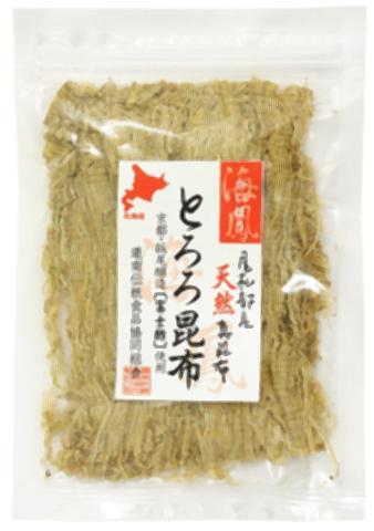 ■【ムソー】(道南)とろろ昆布(富士酢使用)25g