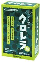 ●【オーサワ】オーサワのクロレラ粒(石垣島産) 180g(200mg×900粒)
