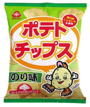 ■【ムソー】(サンコー)ポテトチップス・のり味58g