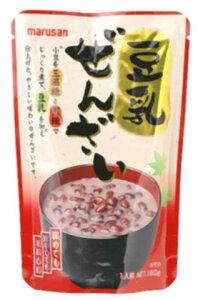 ■【ムソー】(マルサン)豆乳ぜんざい160g