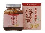 ■【ムソー】(無双本舗)生姜・番茶入り梅醤250g