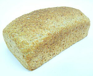 1 loaf of rye bread (no oil)