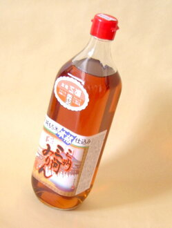 Building in Mikawa Mirin 700 ml * traditional manufacturing methods, this is the wine lovers'!