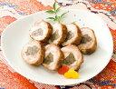 商品画像:TSUZURUの人気おせち2018楽天、【平成30年】■ムソーおせち)鶏もも肉の八幡巻 1本(約180g)※無農薬ごぼう使用 【冷凍】