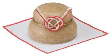 【平成31年】■ムソーおせち)一体型・お供え餅 玄米 (小)160g(国内産有機米使用  【常温】