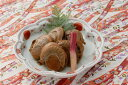 商品画像:自然食品のたいようの人気おせち2018楽天、【平成30年】■ムソーおせち)帆立貝うま煮 5個※北海道産帆立貝使用  ※冷蔵