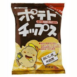 Potato chips (shoyu butter) 72 g