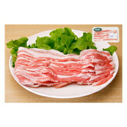 Pork (sauteed pure Shonan South) in the Yorkshire rose thin sliced 150 g