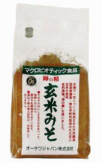 -A Sea Nymph, brown rice miso paste 1 kg