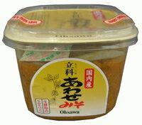 ● 750 g of domestic Tateshina alignment miso
