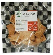 ■【ムソー】(アリモト)ハラール・赤米かん餅袋入 50g