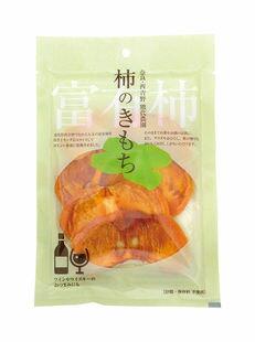 ●【オーサワ】【9月の新商品】柿のきもち(乾燥スライス) 40g