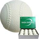 【PRICE DOWN!送料無料!】NAIGAI (ナイガイ) 軟式野球新型A号ボール(1ダース) 【一般】【RCP】