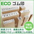 ECO ゴム印(オリジナル)印面サイズ:5×60mm【RCP】【HLS_DU】