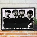 ブリキ看板 ビートルズ ma ポスター グッズ アートパネル The Beatles ポールマッカー
