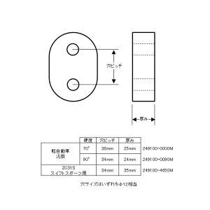 マフラーオプションパーツ【マフラー強化ゴムセット