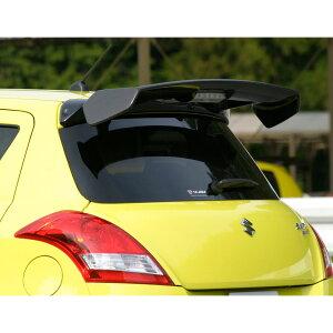 リアウイング【MSEカーボンGTウイング】スイフトスポーツZC32S/スイフトRS(特別限定車)ZC72S用*送料・代引手数料無料【8JQW20】