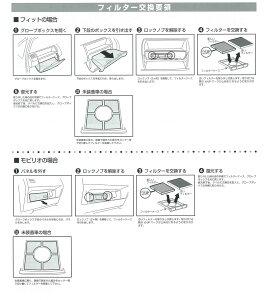 メンテ高性能カーエアコンフィルターホンダNBOX/ゼストスパーク/フィット/パートナー/エアウェイブ【TMCF-H02】