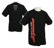 モンスター スポーツ Tシャツ ブラック