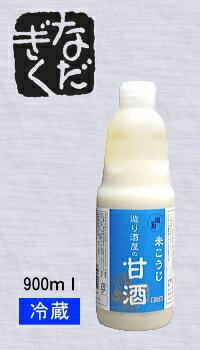 【日本酒】灘菊甘酒ボトル画像