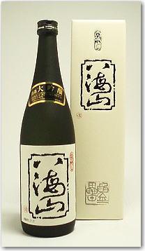 八海醸造『八海山大吟醸酒』