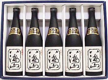 【送料無料】【新潟日本酒ギフトセット】八海山大吟醸酒ギフト<72G-D5>贈りもの・プレゼント・手提げバッグ付・メッセージカード無料・ラッピングのし対応・名入れ・お歳暮・お年賀・お中元・父の日・敬老の日内祝い・お誕生日・お祝い・還