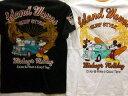 ローブローナックル ディズニーコラボ半袖Tシャツ MICKEY'S HOLIDAY DISNY×LOW BLOW KNUCKLE【コンビニ受取対応商品】