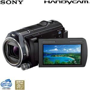 【新品】SONY デジタルHDビデオカメラレコーダー「HDR-PJ630V」(ブラック) HDR-PJ630V-B