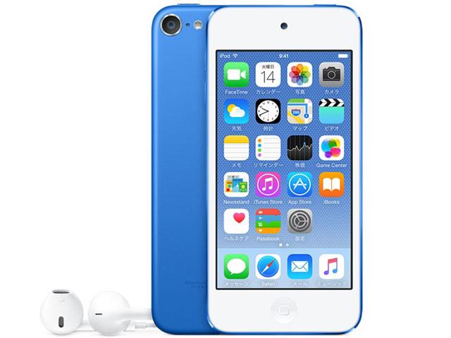 ポータブルオーディオプレーヤー, デジタルオーディオプレーヤー iPod touch MKWP2JA 128GB 6